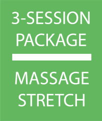 3-SESSION PACKAGE