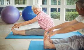 Learn to Move Better With Age