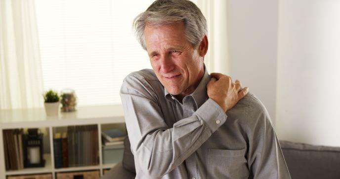 relieving shoulder pain
