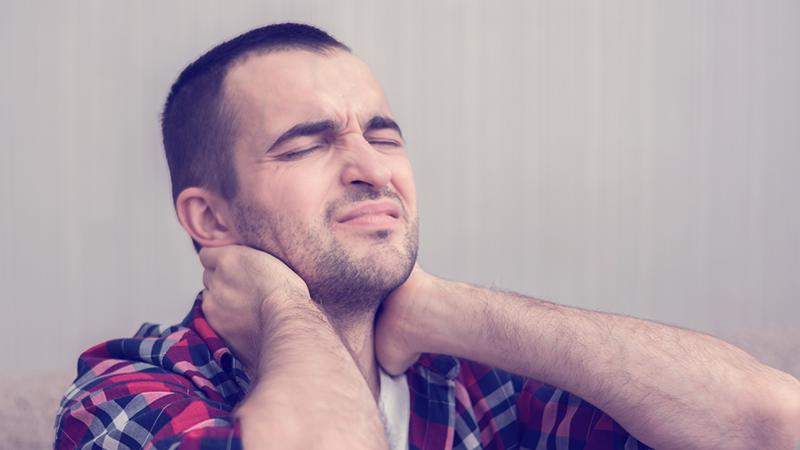 headache or neck pain