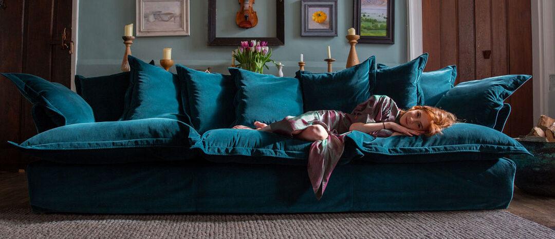 New Sofa Causes Neck Pain