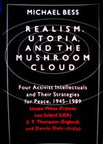 Cover for Realism, Utopia, and the Mushroom Cloud