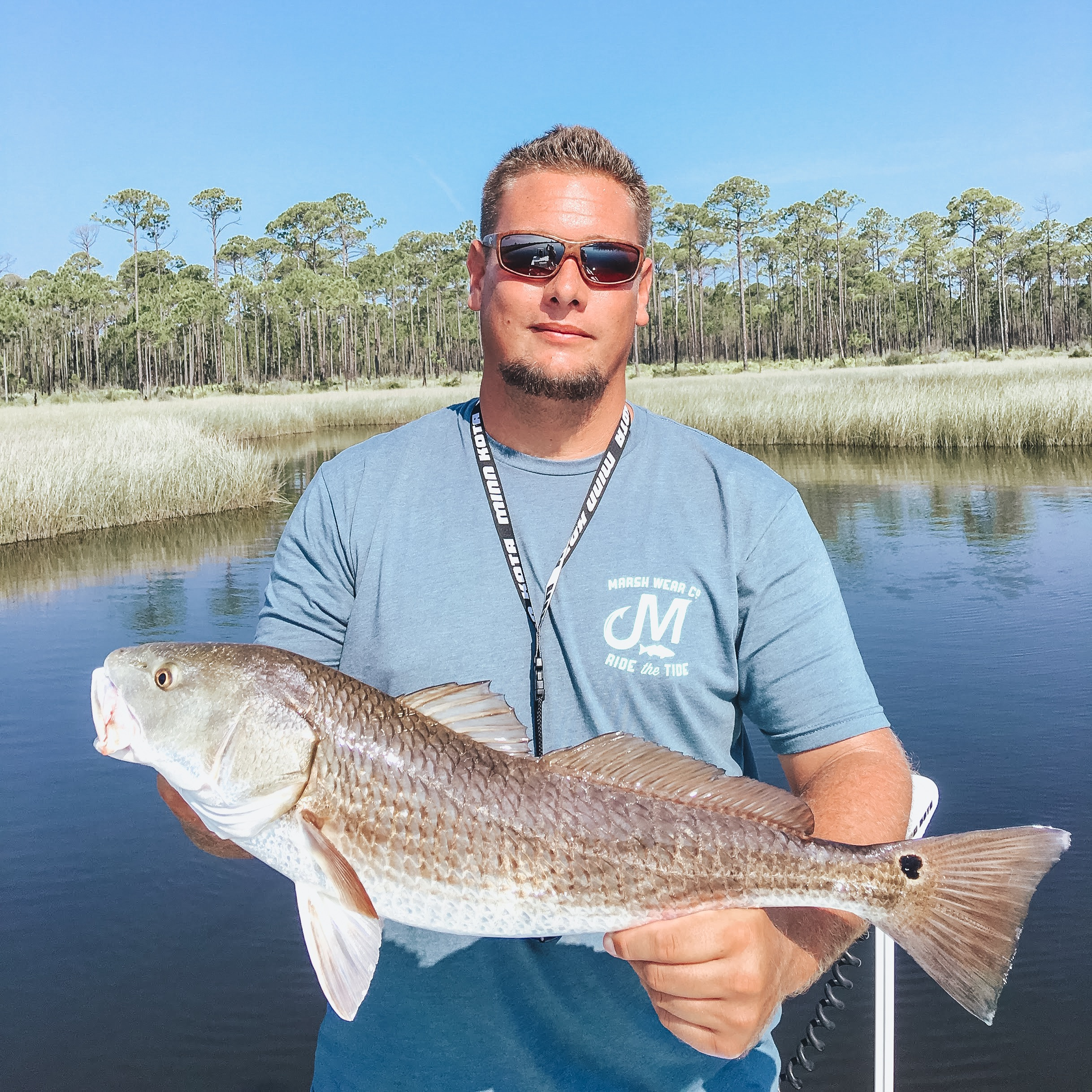 Capt Hunter Ray Florida Boy Adventures