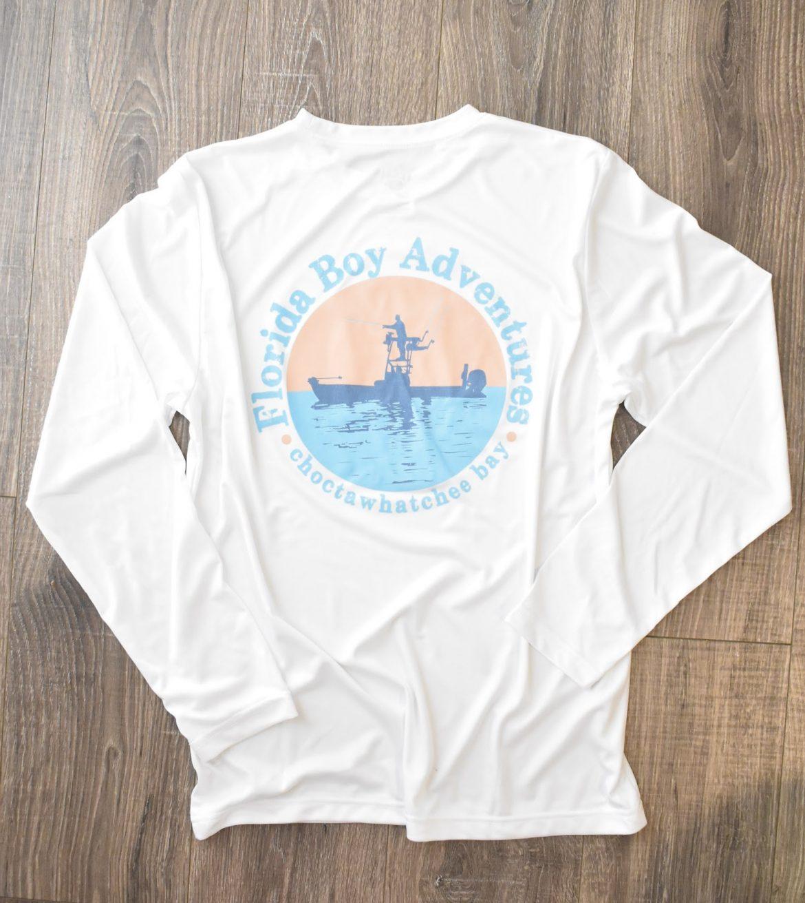 Florida Boy Adventures Shirt