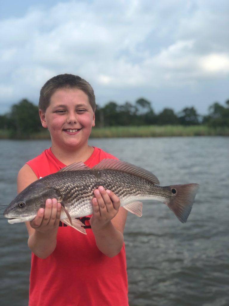 Florida Boy Adventures - Summer Adventure Camp - 30A Kids Inshore Fishing