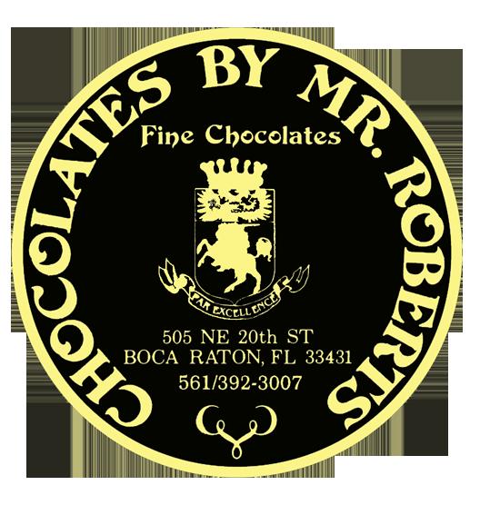 Chocolates by Mr. Roberts