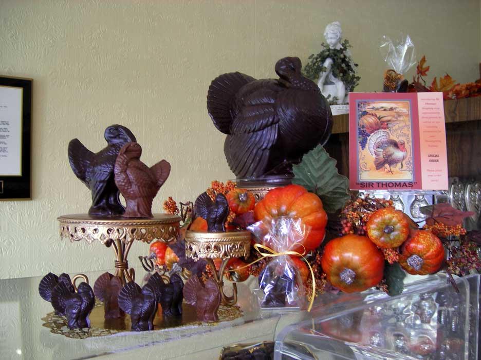 Thanksgiving Molds