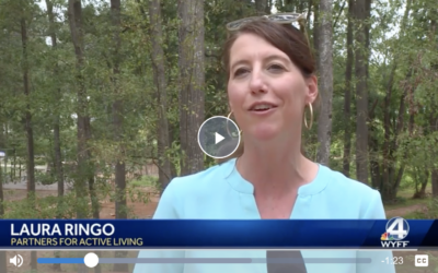 Laura Ringo, executive director for Partners in Active Living