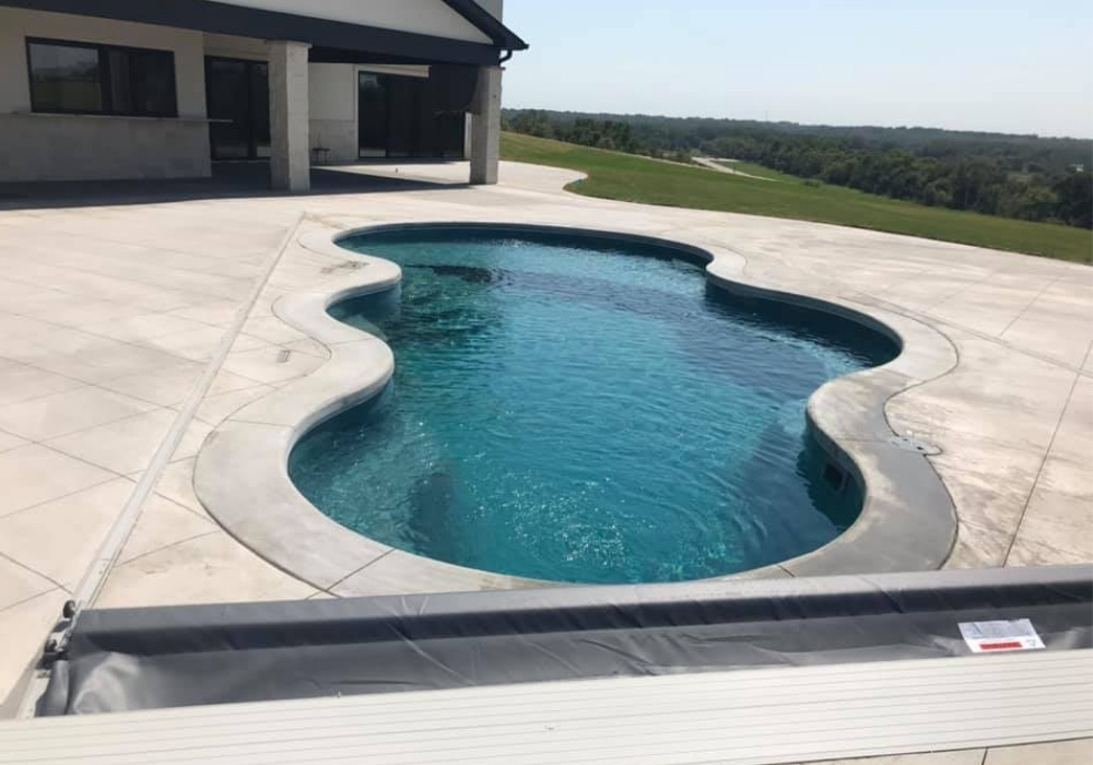 swimming pools in johnston