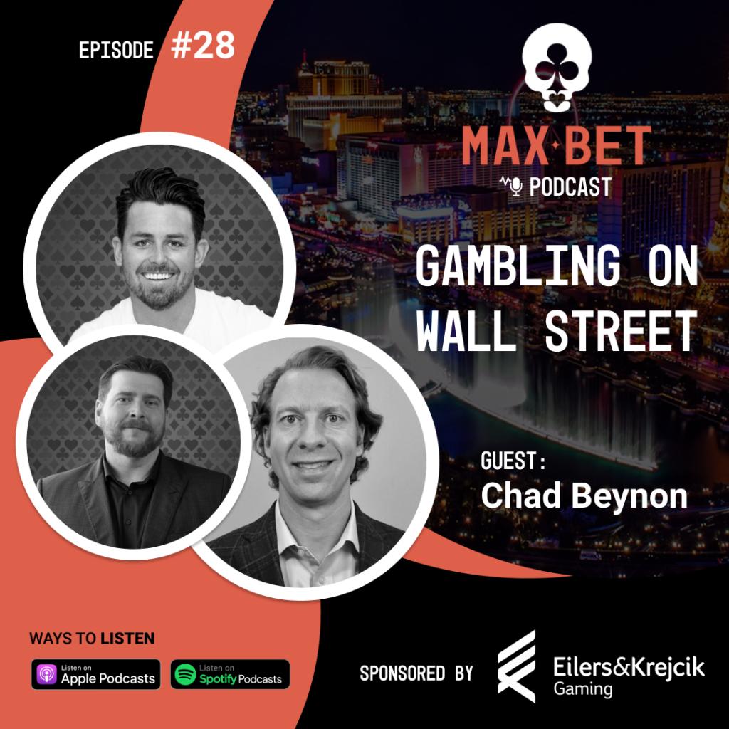 Gambling on Wall Street