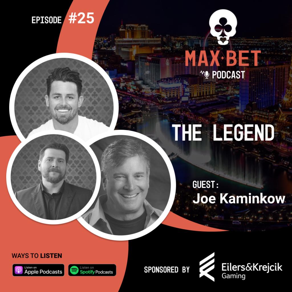 Episode 25 - The Legend - Ft. Joe Kaminkow