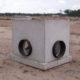 CAS 802 straight wall manhole