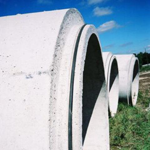 Concrete pipe O-Ring