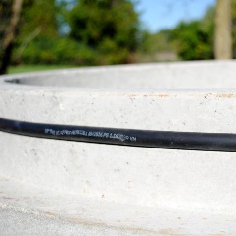 O-ring pipe gasket