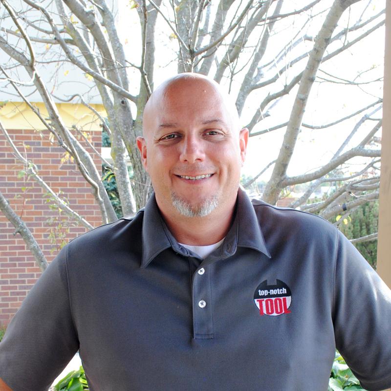 Doug Krebs Top Notch Tool Manager