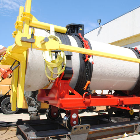Engineering equipment capabilities