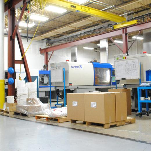 Thermoplastic Molding Pocess