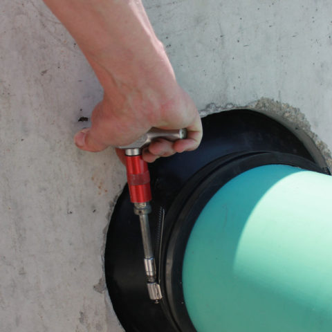 T-Handle Torque Wrench Manhole Boot Connectors
