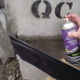Rubber spray adhesive