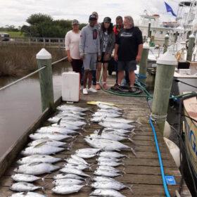 Outer Banks tuna fishing
