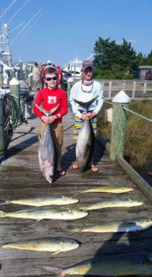 Junior Anglers Mahi