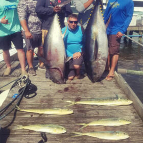 OCMD tuna Fishing charter
