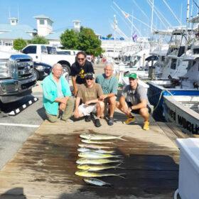 Fish for Mahi in Ocean City