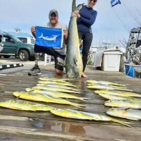 Ocean City Fishing Center Mahi Fishing