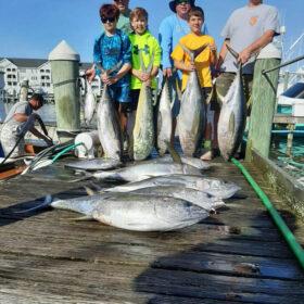 Pirates Cove, North Carolina tuna sport fishing