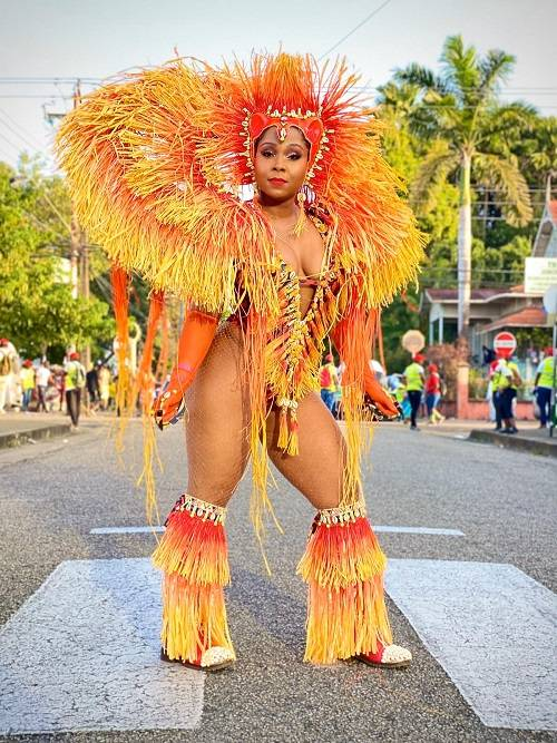 Trinidad Carnival 2020 with Lost Tribe.