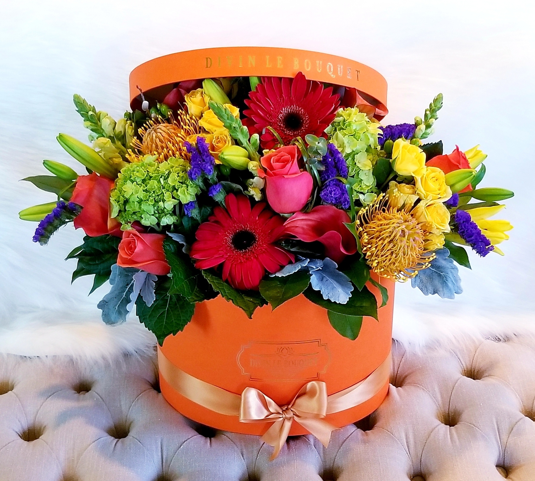 How To Combine Colors To Make Arrangement