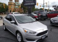 2015 Ford Focus SE – Back-up Camera, Heated Seats, Bluetooth, Alloy Wheels