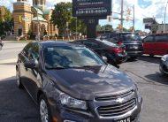 2015 Chevrolet Cruze 1LT – Back-up Camera, Remote Start, Bluetooth