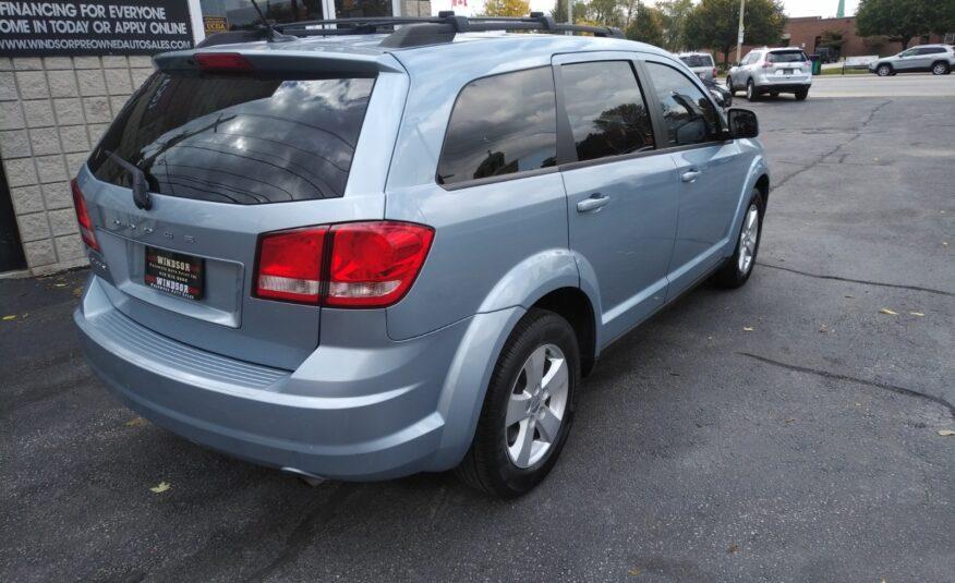 2013 Dodge Journey SE – Very Clean