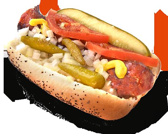 Chicago Polish Sausage