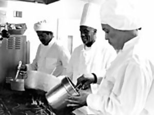 Seeds of Hope: Tools for Change, The Chef's Program