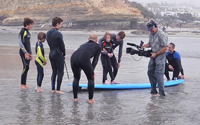 Award-Winning, Bay Area Producer, Director, Writer, Cameraman and Editor