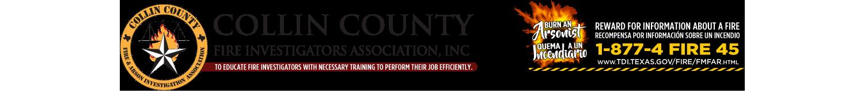 COLLIN COUNTY FIRE INVESTIGATORS ASSOCIATION, INC