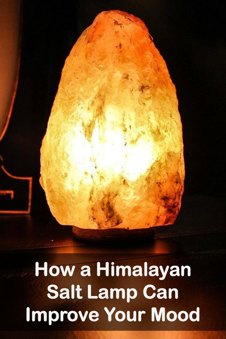 How a Himalayan Salt Lamp Can Improve Your Mood ~