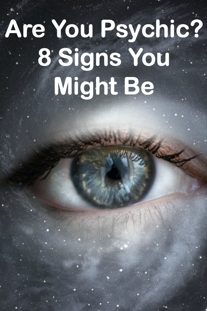 Are You Psychic? 8 Signs You Might Be - http://personalitybuzz.com/signs-you-might-be-psychic/