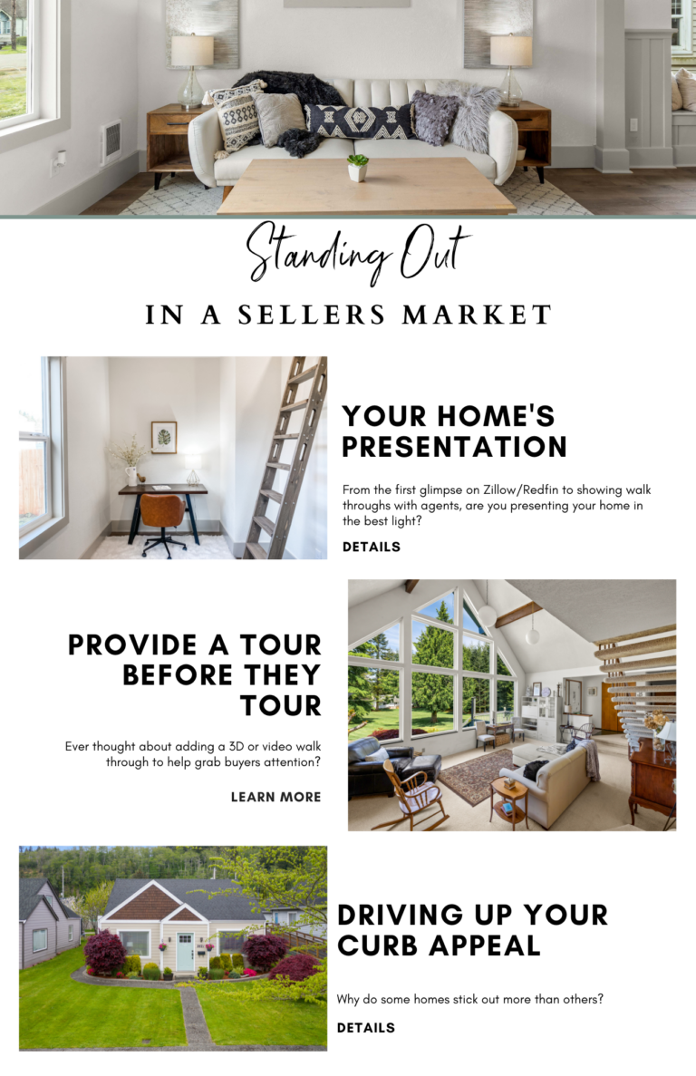 Standing out in a Sellers Market