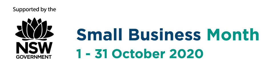 NSW State Government - Small Business Month Oct 2020