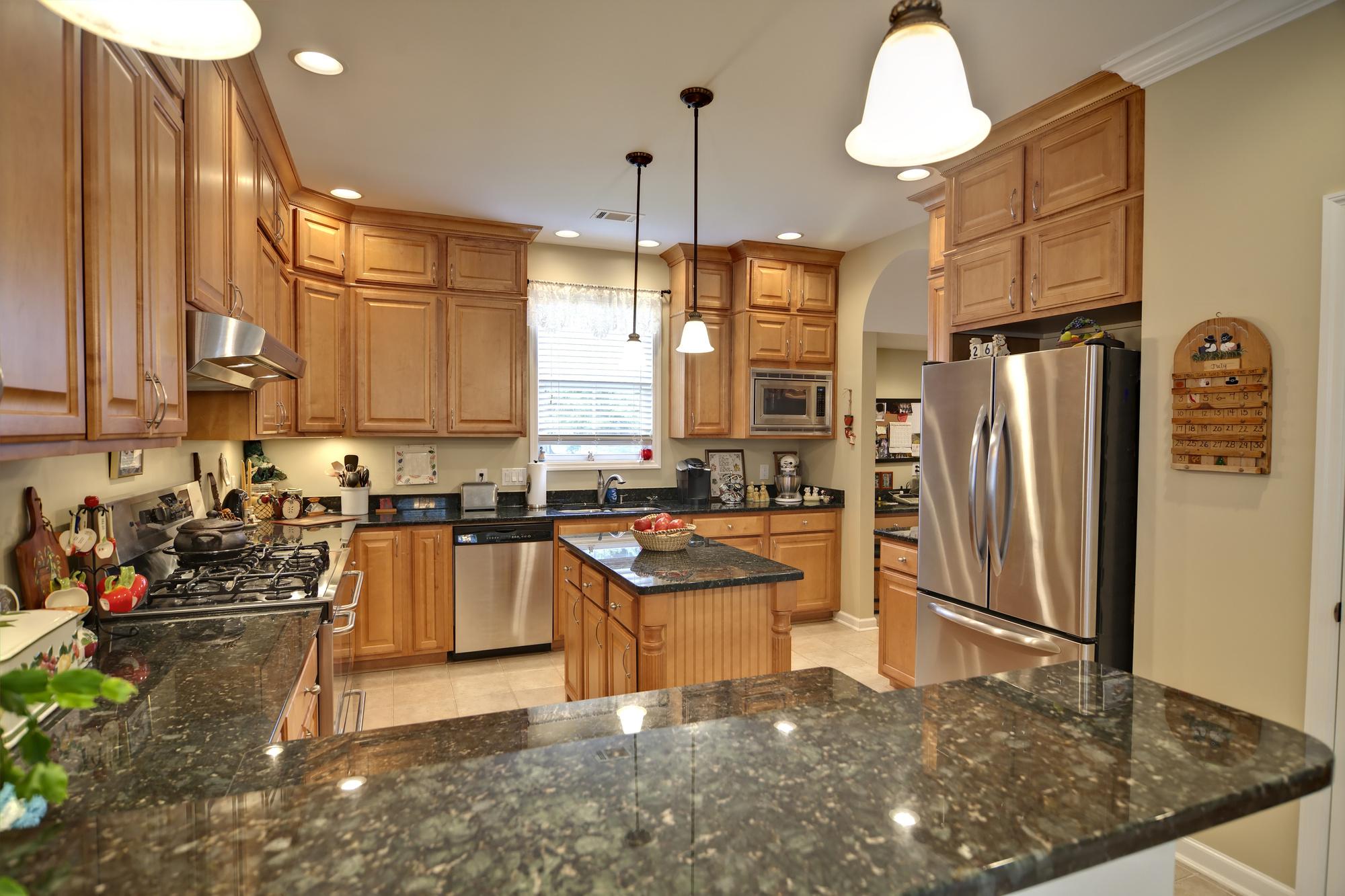 When Luxury Meets Durability: The Benefits of Granite Countertops