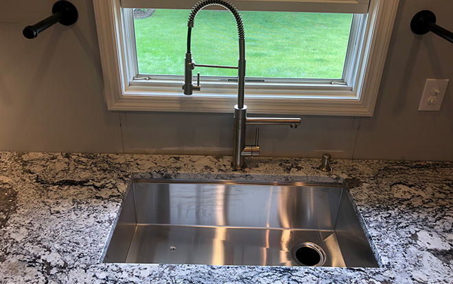 Sink & Faucets