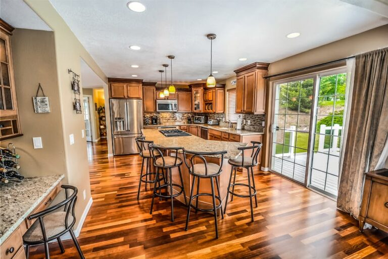 9 Reasons Why Colored Granite Countertops Will Enhance Your Kitchen Design
