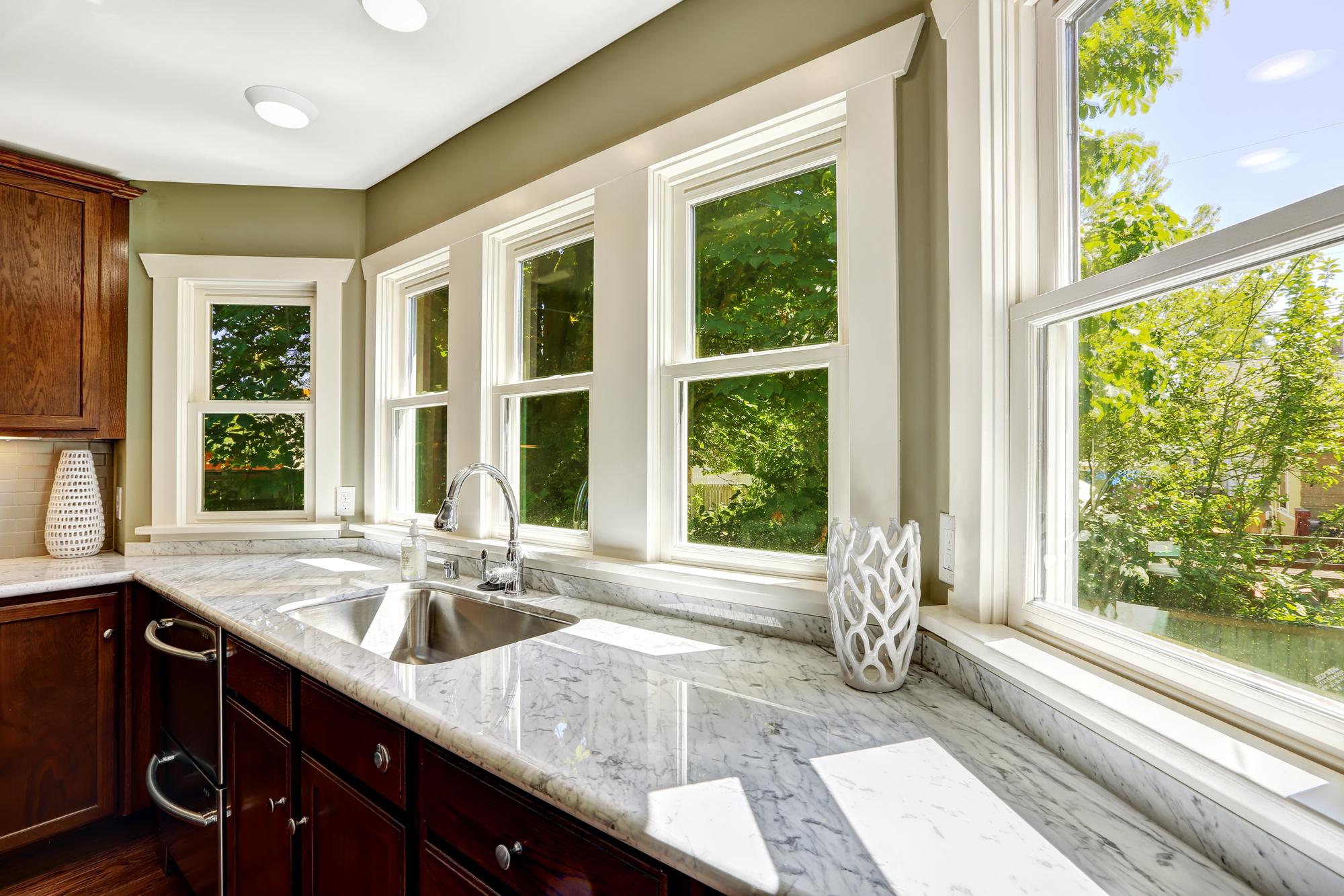 How to Remove Water Spots from Marble Countertop