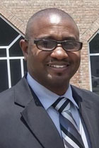 Minister Gerald Brown