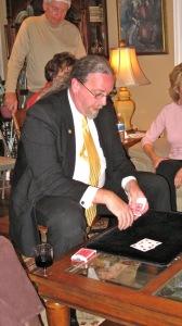 Close-Up Magician Rich Cowley