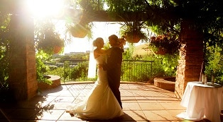 red butte gardens wedding