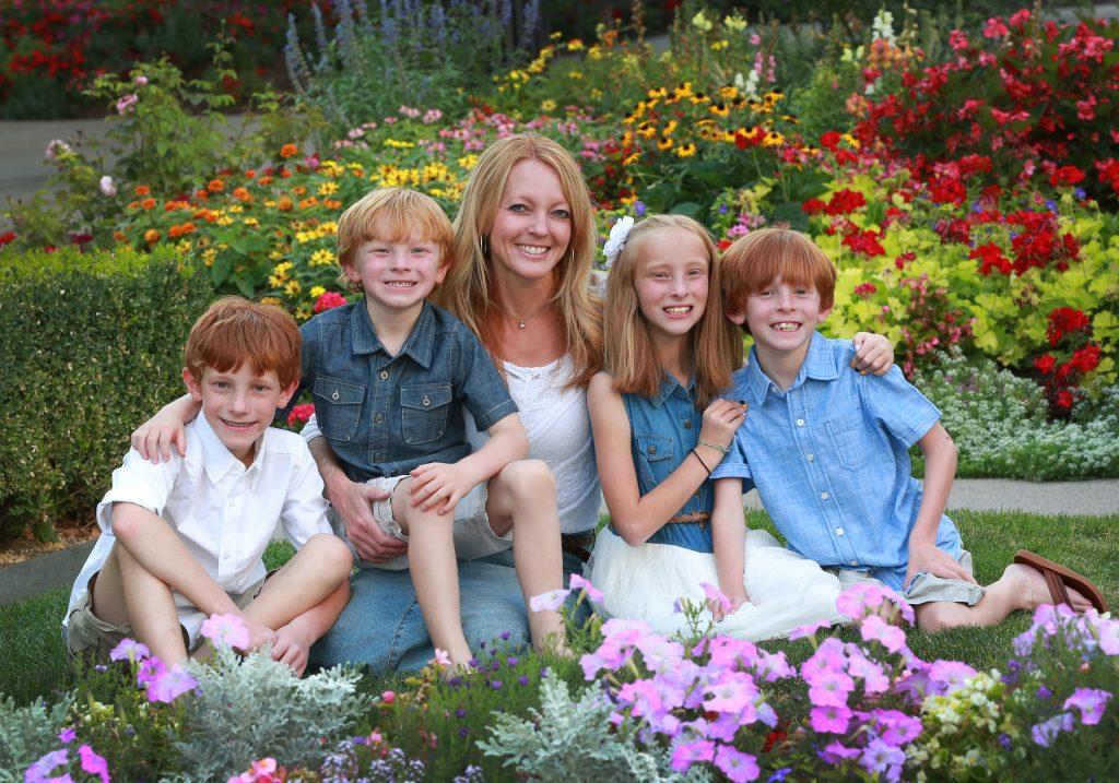 Family photographer davis county